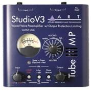 Микрофонно-инструментальный предусилитель ART Tube MP Studio V3 фото