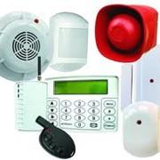 Системы пожарной сигнализации адресные фото