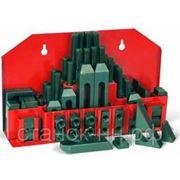 Комплект прихватов M-16 для фрезерных и сверлильных станков Proma 25001600 фото
