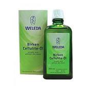 Weleda Березовое антицеллюлитное масло Weleda - Birken Cellulite Ol 8833 200 мл фото