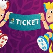 Билеты на Евро 2012. Продажа билетов на евро и другие футбольные матчи. Билеты на футбольные матчи, являются постоянными и их стоимость не изменится. фото