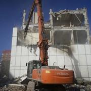 Услуги по демонтажу зданий и конструкций любой сложности Алматы. фото