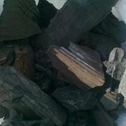 Уголь древесный. Крупный ОПТ. фото
