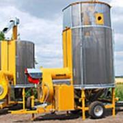 Мобильная зерносушилка MecMar CPT 7_61 фото