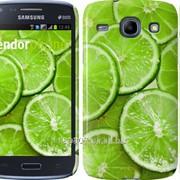 Чехол на Samsung Galaxy Core i8262 Лайм 2742c-88 фото