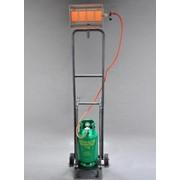Мобильный инфракрасный газовый излучатель SB4, 6кВт фото