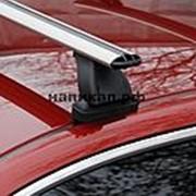 Багажник в комплекте с аэродинамическими дугами Lux фото