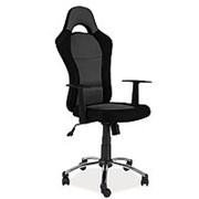 Кресло компьютерное Signal Q-039 (черный) фото