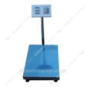 Весы электронные (платформенные) 300кг 6 В (40х50) №885230 фото