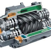 Сервисное обслуживание и ремонт компрессорного оборудования. фото