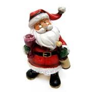 Дед мороз керамический 14 см К22576 фото