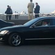 Аренда автомобилей с водителем в Мариуполе. фото