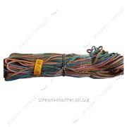 Шнур Макаров d=7 мм (ковровый шнур в синтетической оплетке) (100м) фото