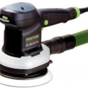 Эксцентриковая шлифовальная машинка ETS 150/3 EQ-С фото