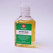 Зеленое мыло DP TATTOO фото