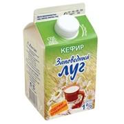 Кефир Заповедный луг, м.д.ж.1% фото