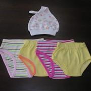 Детская трикотажная одежда фото