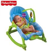 Шезлонг детский Fisher-Price 3в1 фото