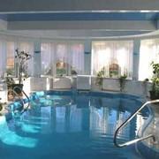 Вентиляция бассейна и осушение фото