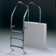 Лестницы из нержавеющей стали AISI-316 фото