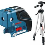 Точечный лазер Bosch GPL 5 C + BS 150 фото