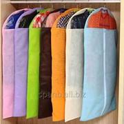 Пошив чехлов для одежды фото