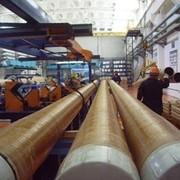 Трубы стеклопластиковые для заправочно-дренажных линий фото