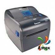 Принтер этикеток Intermec PC43D термо 300 dpi темный, LCD, USB, USB Host, блок питания, кабель, сенсорный экран, PC43DA00100302 фото