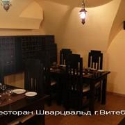 Дизайн интерьера кафе, ресторанов фото