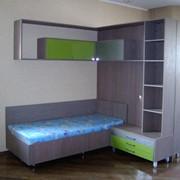 Мебель детская. Детская кровать. фото