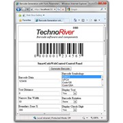 SmartCodeWebControl (Unlimited Servers License) 1D and 2D Barcodes (TechnoRiver) фото