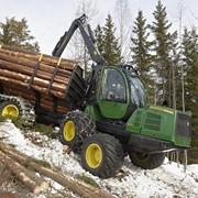 Ремонт лесозаготовительной техники фото