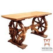 Деревянные столы, Стол Шервуд фото