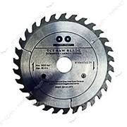 Диск для пилы циркулярной по дереву INTER-CRAFT 230*32, 0 мм 60 зубов №228280 фото