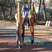 Детское сооружение модель С06 фото