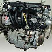 Двигатель, M7JA, M7JB 1.25 16V Ford fiesta фото
