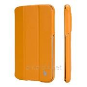 Чехол Jisoncase Premium Leatherette Smart для Samsung Galaxy Tab 3 7 Orange (JS-S21-03H80), код 56518 фото