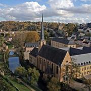 Тур Люксембург фото