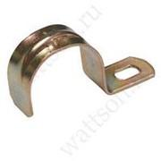 Металлорукав IEK Скоба металл.однолапковая d 25-26 мм фото