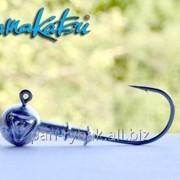 Джиг головка Gamakatsu 16гр №5/0 (уп.5шт) фото