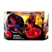 Летающая тарелка micro UFO 2 channel Spiderman на аккумуляторе фото