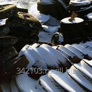 Транспортерная лента б/у, для хозяйственных нужд толщина 7-9 мм фото