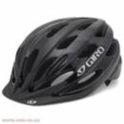 Шлем подростковый велосипедный Giro Raze Black-Charcoal фото