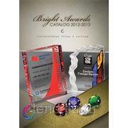 Bright Awards-корпоративная наградная продукция, награды,кубки, призы фото