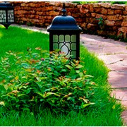 Ландшафтное освещение, системы садово-паркового освещения, система освещения ландшафта, освещение ландшафта, садово-парковое освещение, система ландшафтного освещения фото