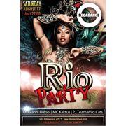 Rio Party в клубe DECADANCE!!! фото