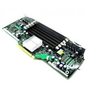 N4867 Плата Memory Board Dell Extension Memory Riser Board 4xslots DDRII-667 PC2-6400/PC2-5300 For PowerEdge 6800 6850 фото