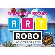 Art Robo (цифровой аэрограф или робот-аэрограф) фото