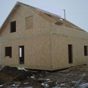 Строительство домов по канадской технологии 140ДОЛ. за м2 фото