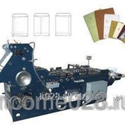 Машина для изготовления конвертов больших размеров ZF-780 фото